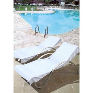 Freeport Park 100% Cotton Towel Patio Cha..